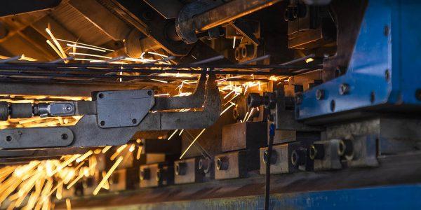 Vista-Mesh™ welding production